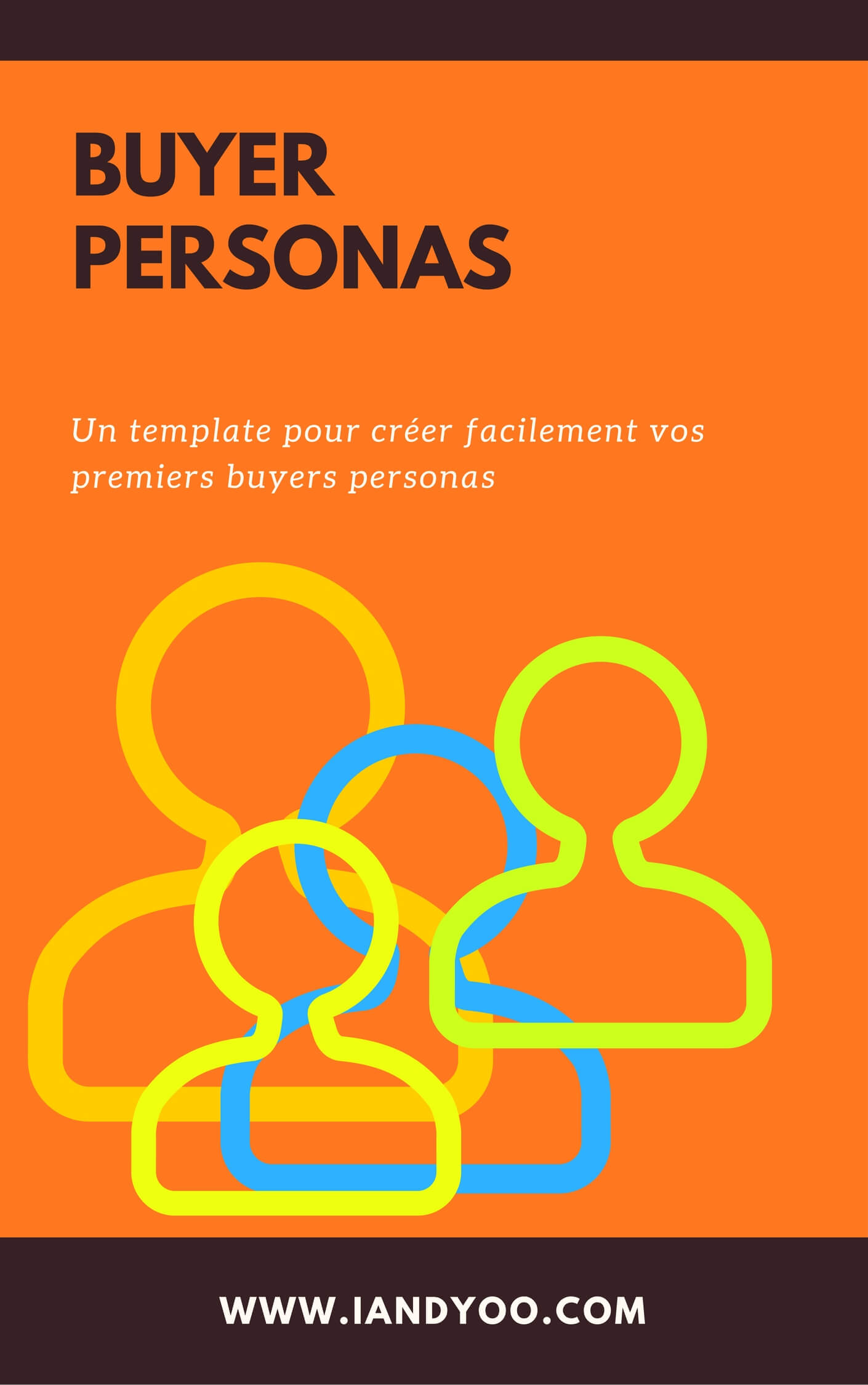 Cover template buyer personas