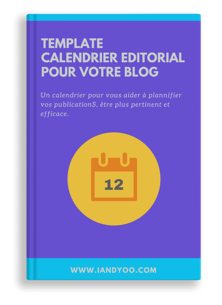 Calendrier éditorial inbound marketing | I and YOO agence inbound marketing