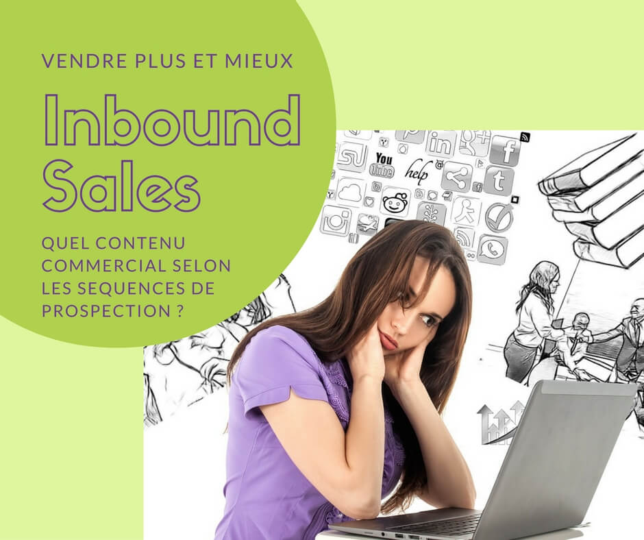 AlaUne - Quel contenu commercial | I and YOO agence inbound marketing Paris | inbound sales | social selling