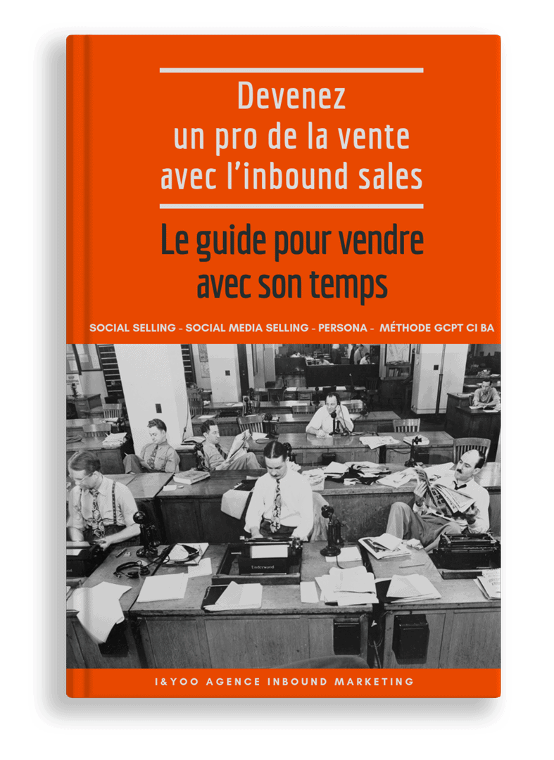 Cover guide de l'inbound sales