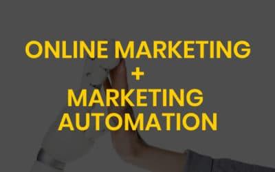 Online marketing et marketing automation : future stratégie de vente B2B ?