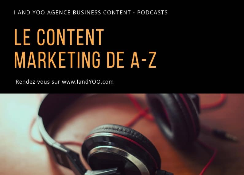 Le content marketing de A à Z (livre audio)