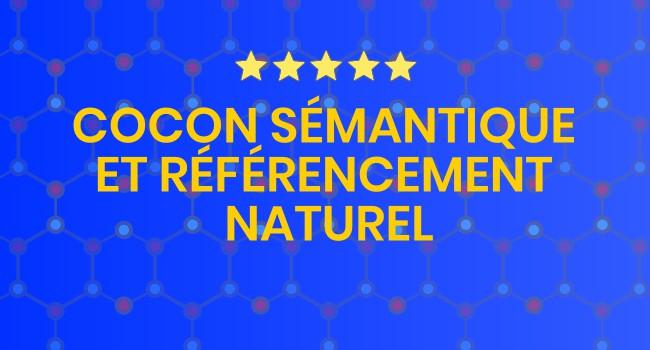 cocon sémantique et référencement naturel
