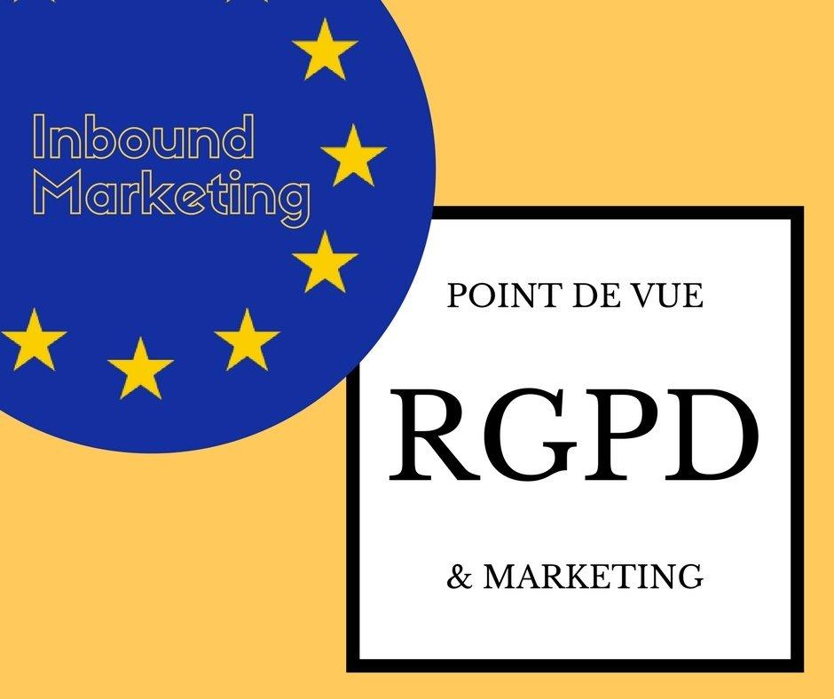 Directive européenne sur la protection des données et inbound marketing