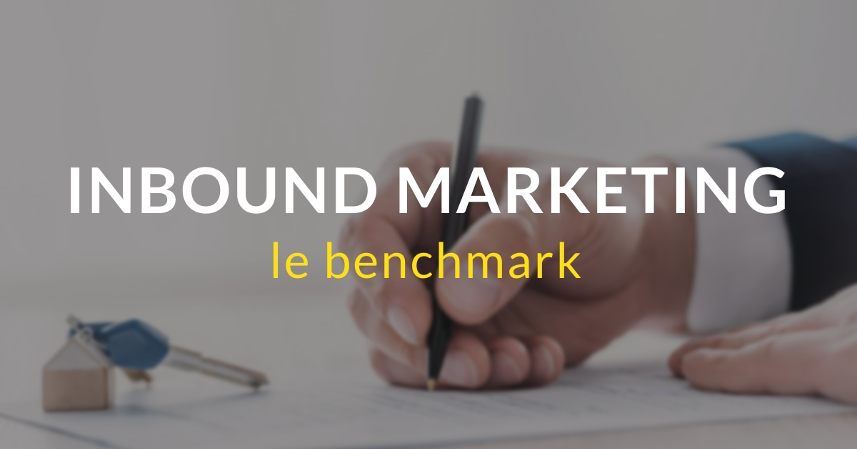 Inbound marketing pas à pas #20 – Le benchmark