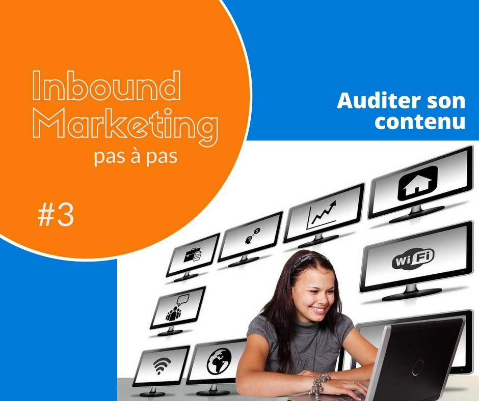 Inbound marketing pas à pas #3 – Auditer son contenu