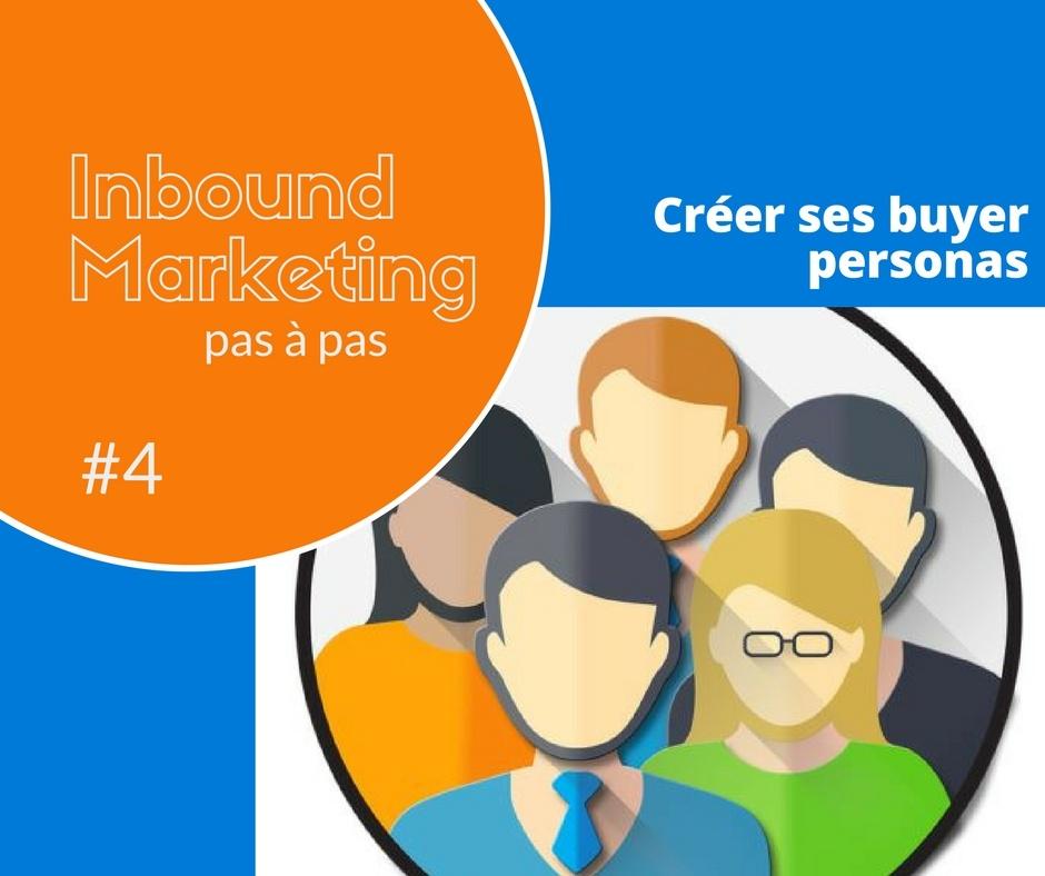 Inbound marketing pas à pas #4 – Créer ses buyer personas