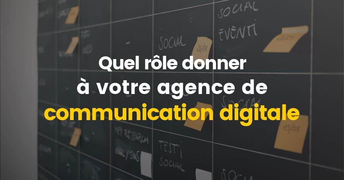 L'agence de communication digitale, partenaire MarCom