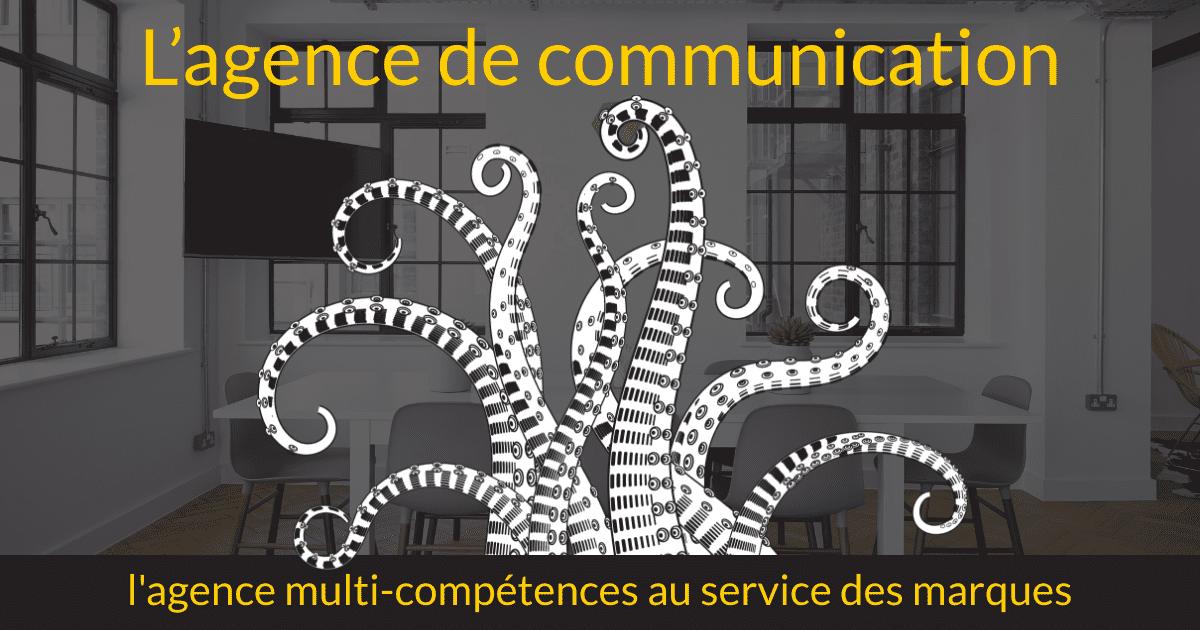 L'agence de communication au service des marques