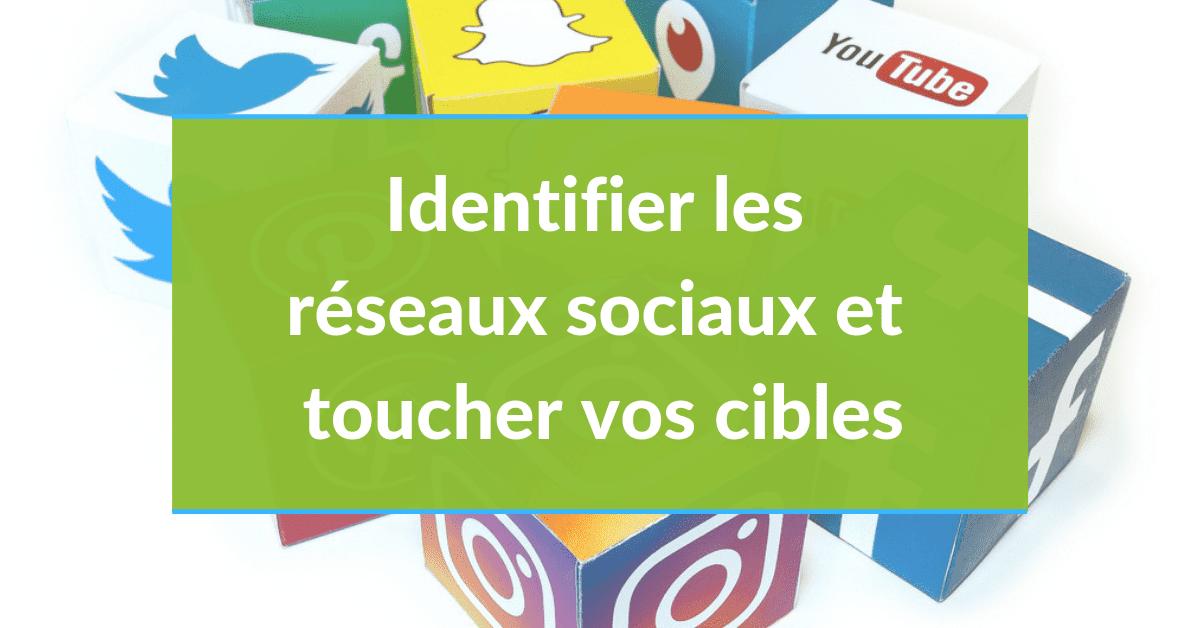 Social selling #7 - identifier les réseaux sociaux et toucher vos cibles