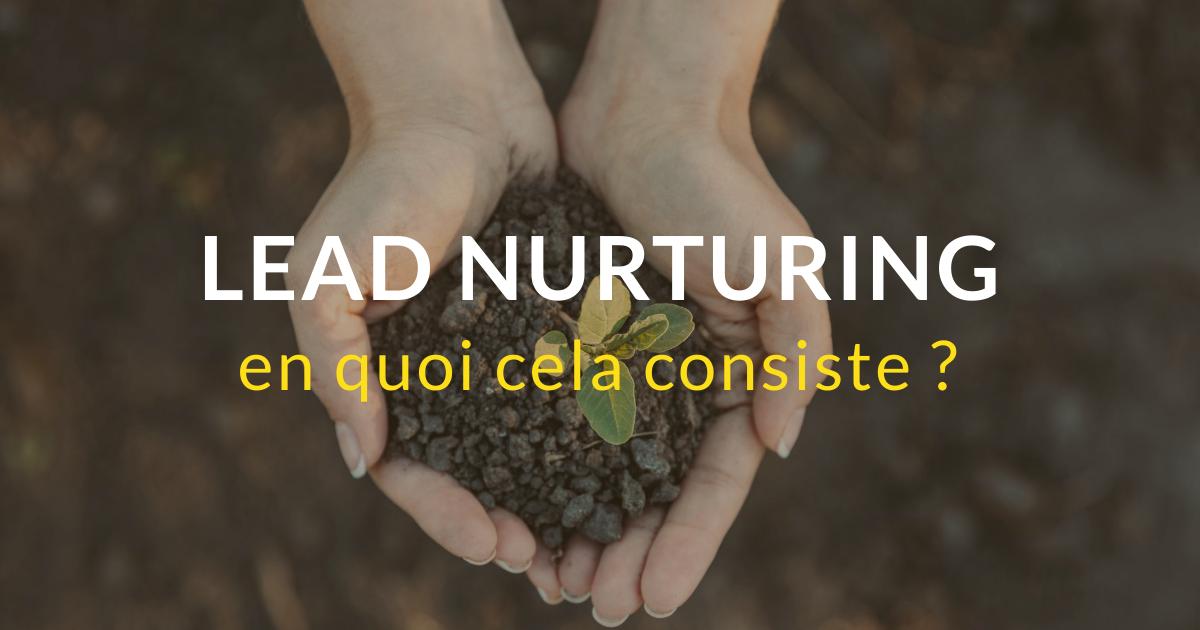 Lead nurturing : en quoi cela consiste ?