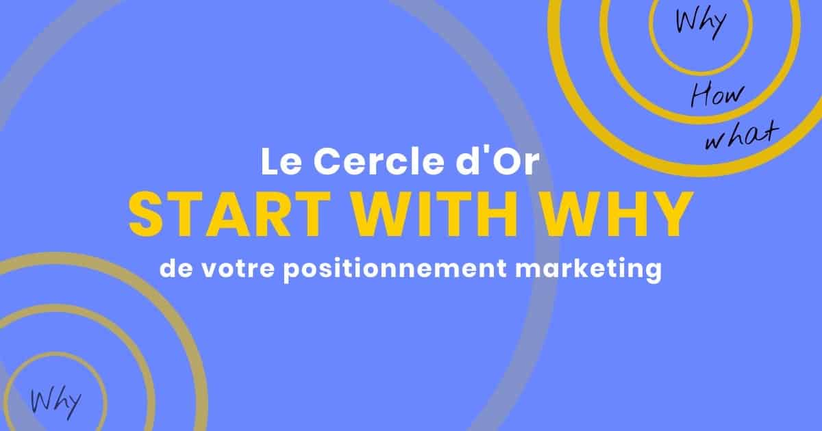Start With Why, le Golden Circle de votre positionnement marketing