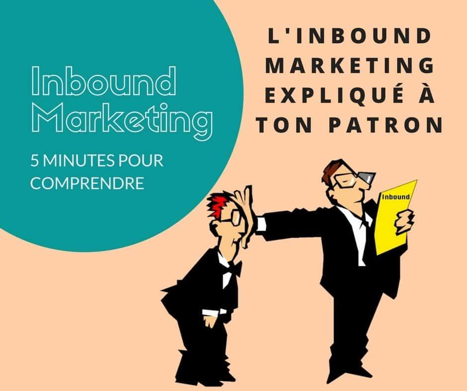 L'inbound marketing expliqué à ton patron | I and YOO agence inbound marketing Paris