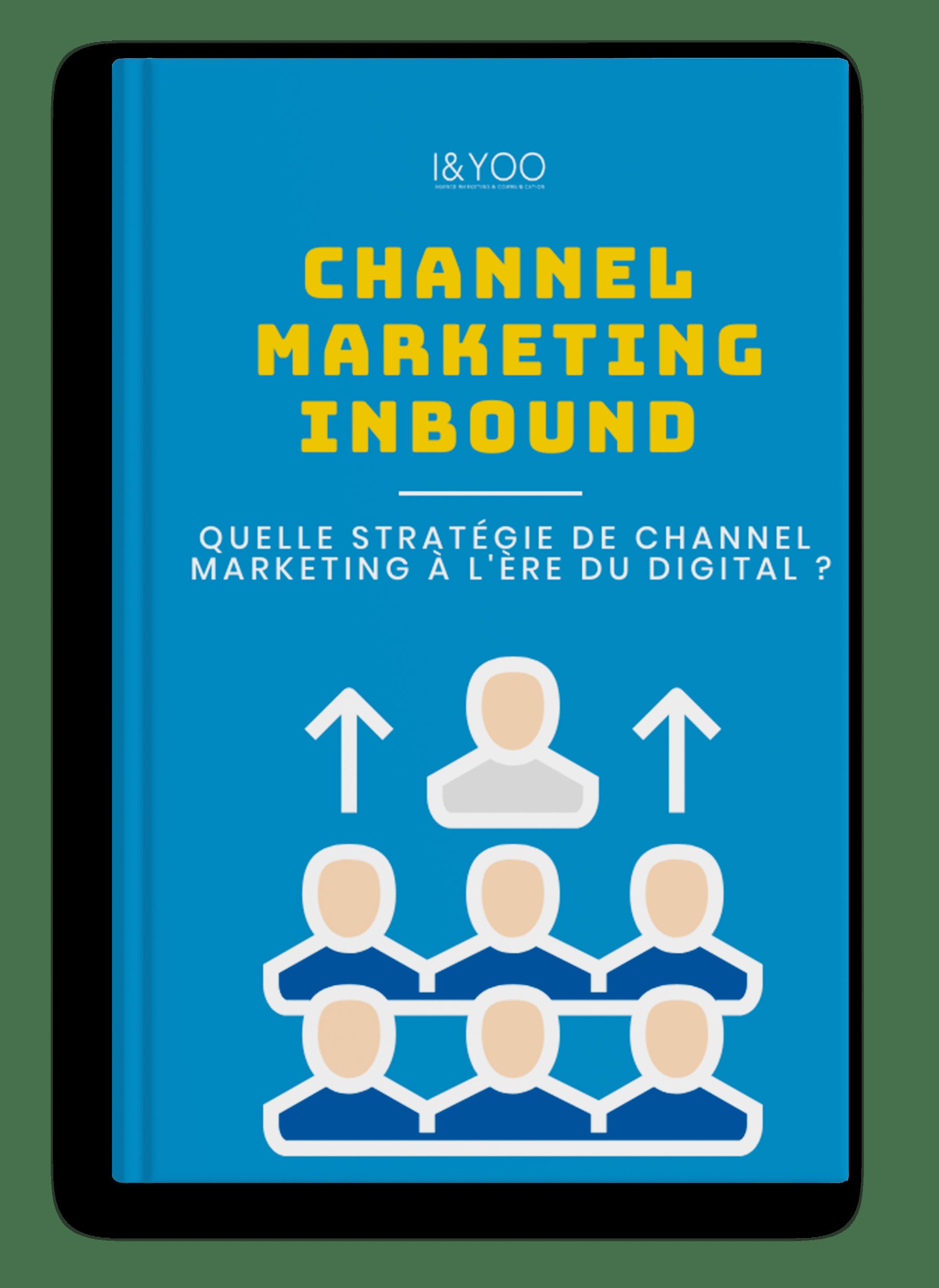 Cover guide de l'inbound marketing
