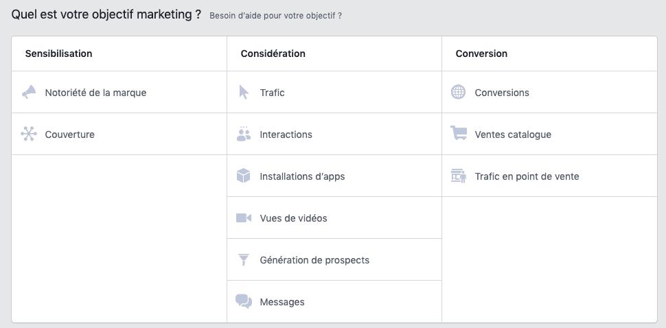 Facebook-creation-de-campagne