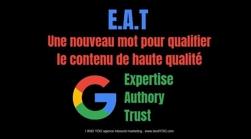 Googe-EAT-autority-expertise-trust
