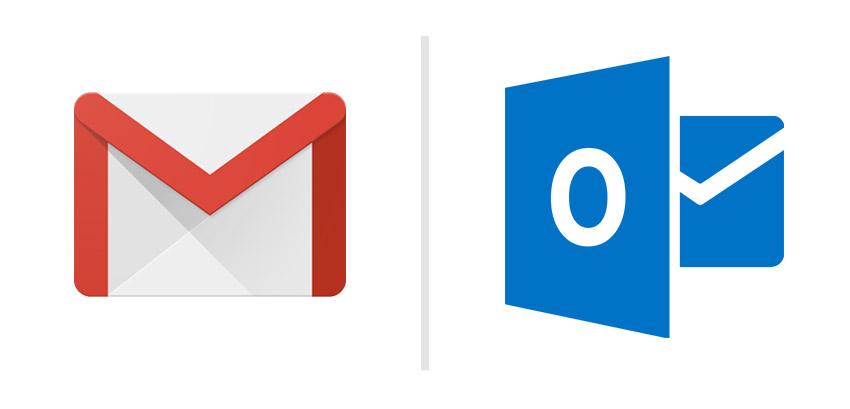 HubSpot intégrations gmail et outlook