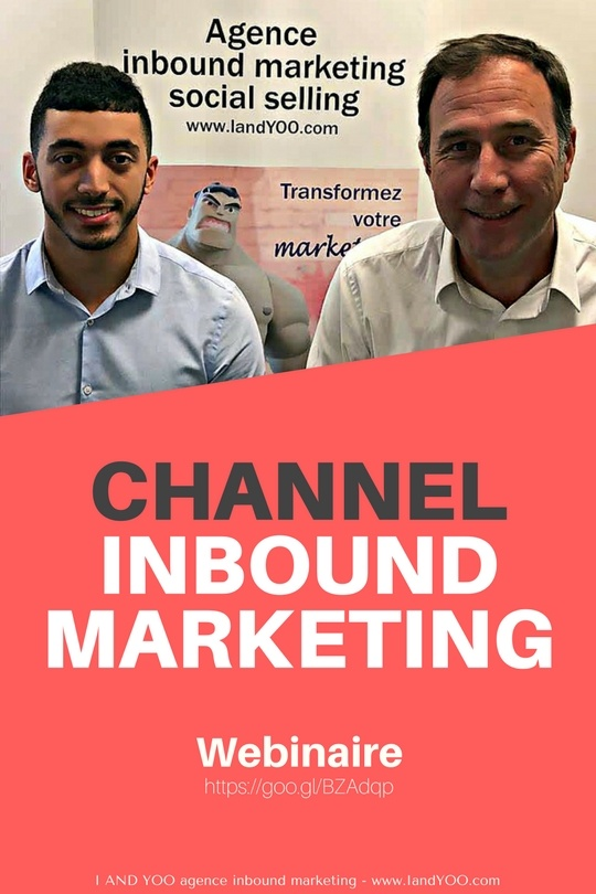 webinaire channel inbound marketing