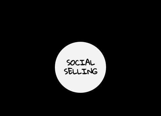 Les techniques d'approche en Social selling