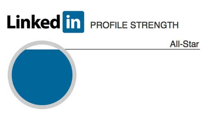 Linkedin-all-star-profile | I and YOO agence inbound social selling