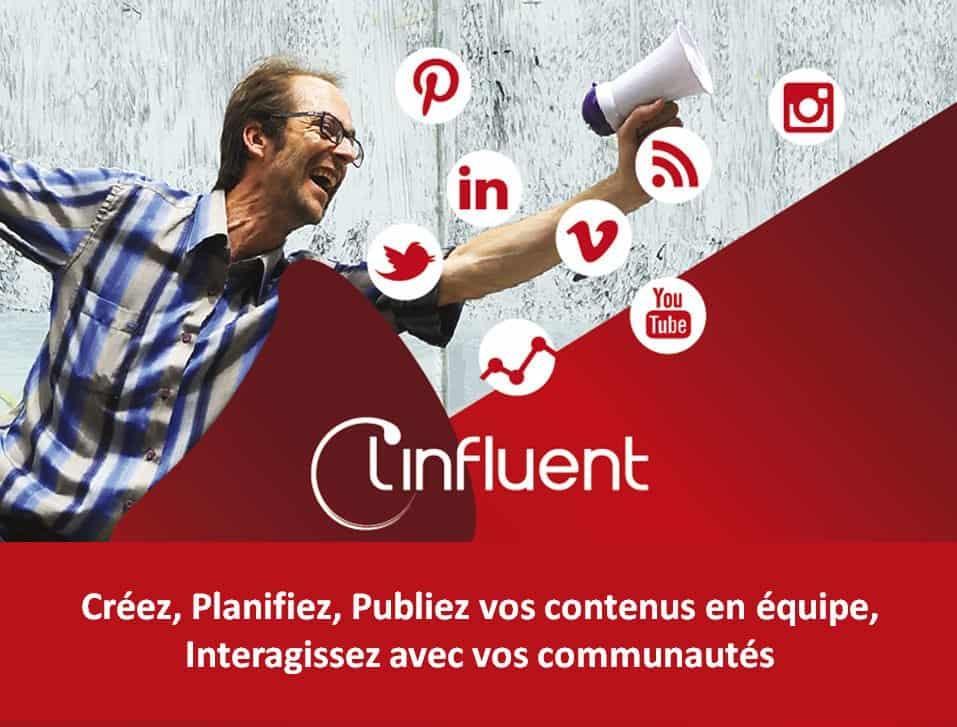 Social Selling : échange avec Thomas Sallantin Dirigeant de Linfluent