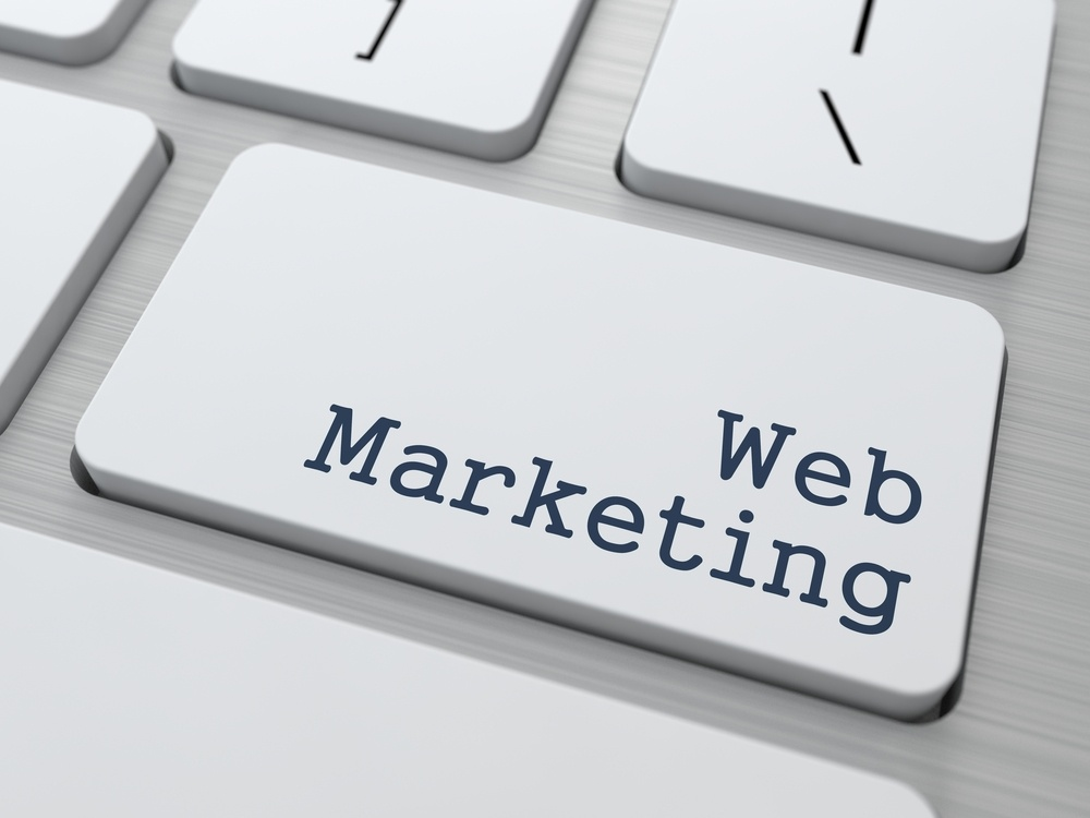 WebMarketing Concept