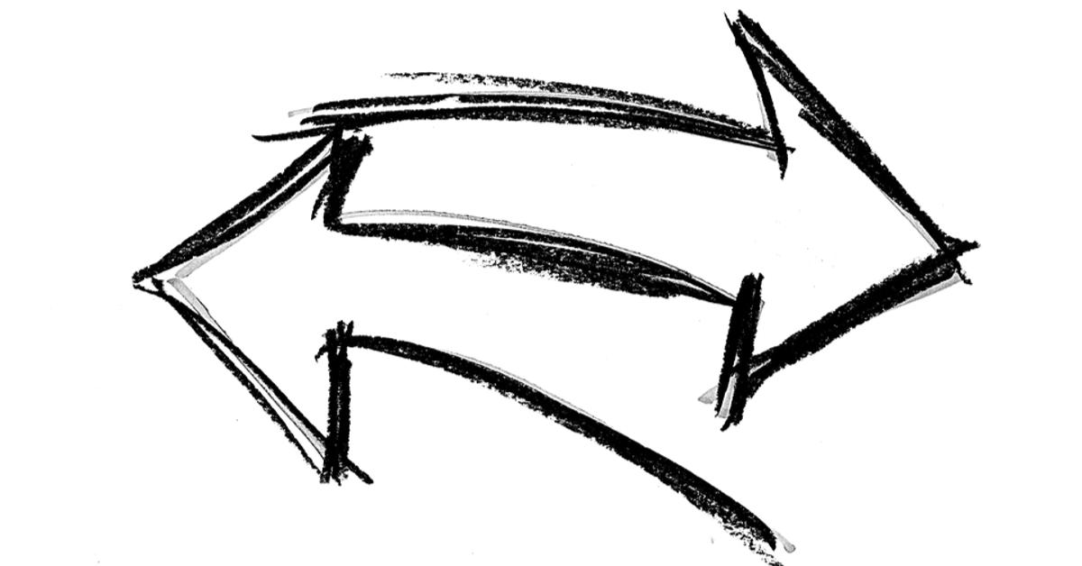 différence ligne et stratégie éditoriale