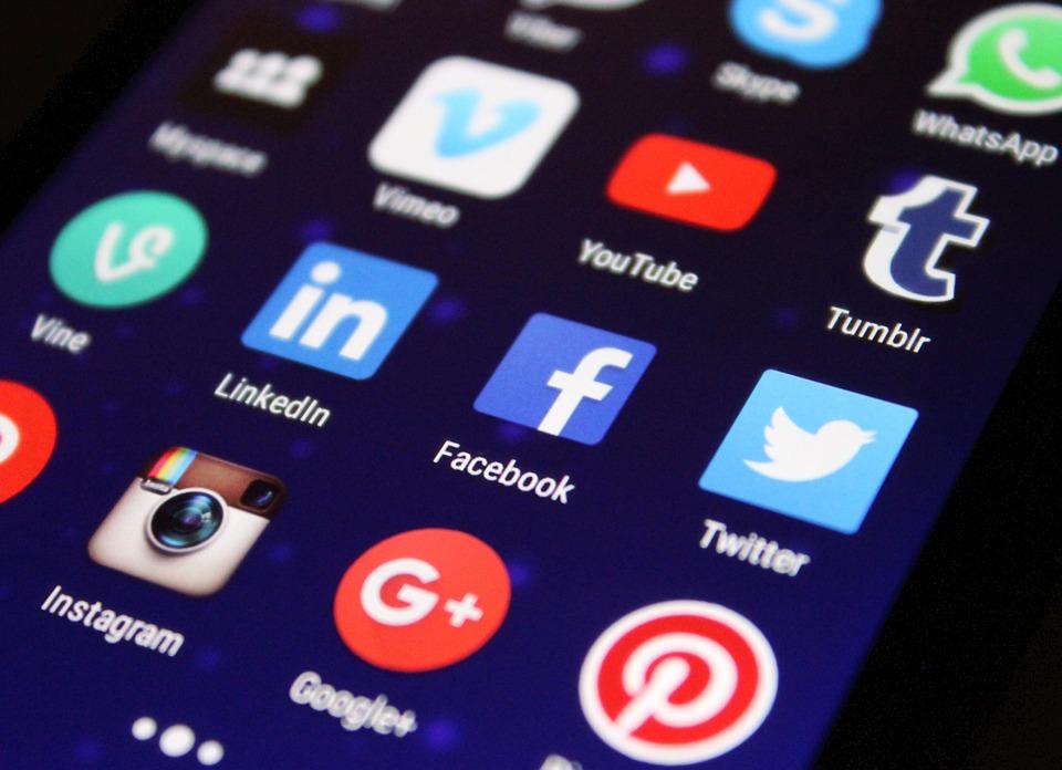 marketing digital B2B - les reseaux sociaux B2B