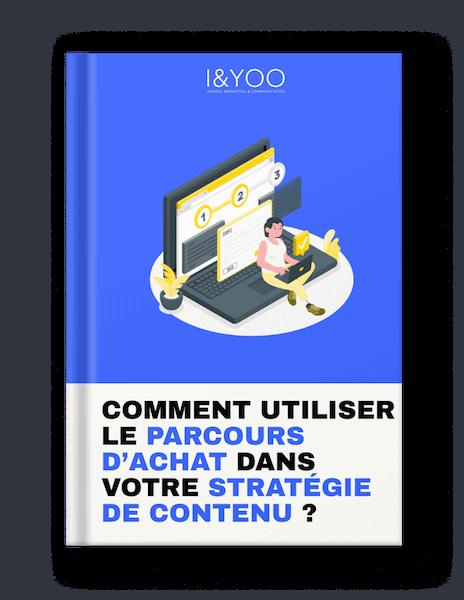 cover ebook parcours d'achat et création de contenu